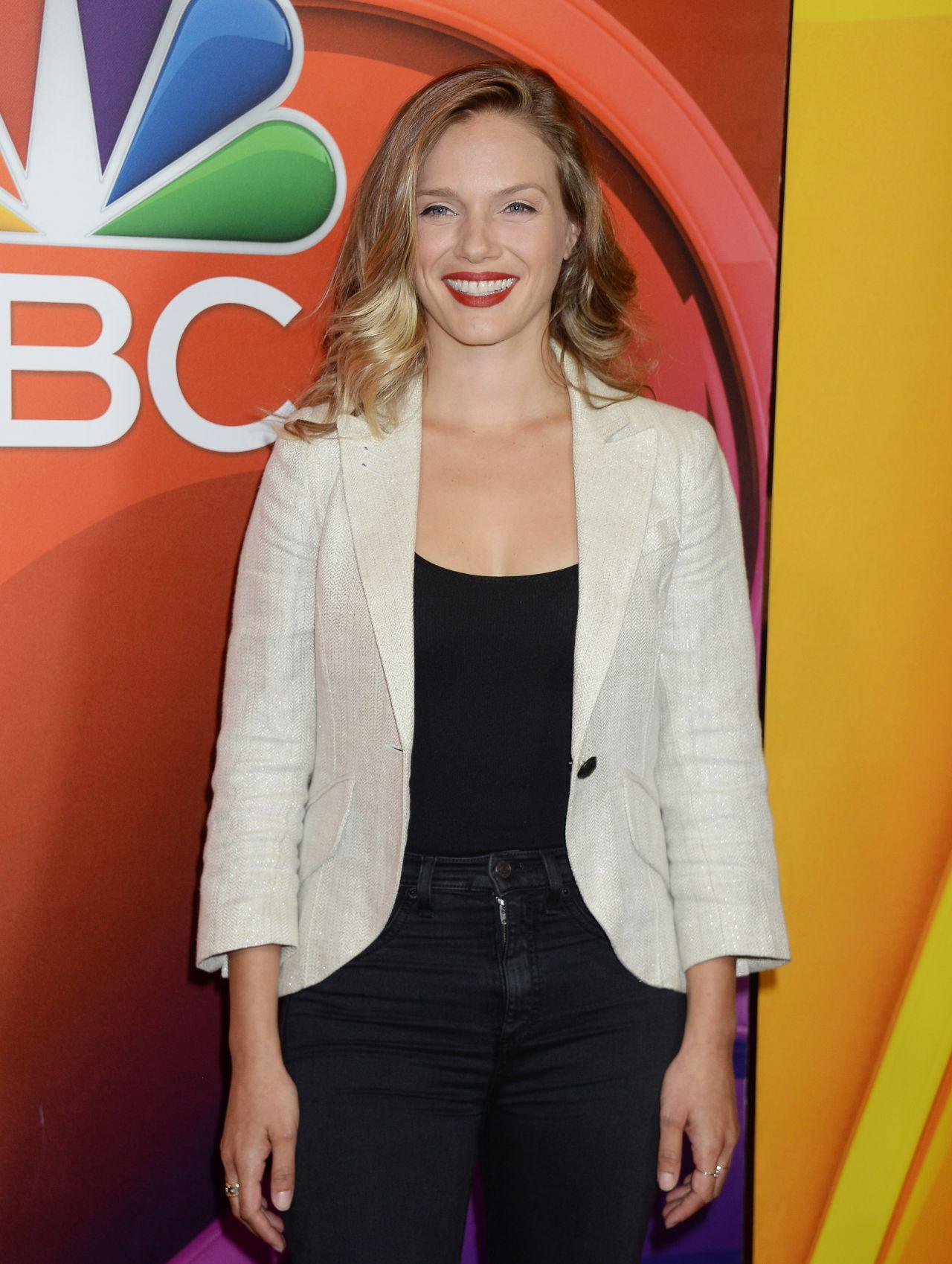 Tracy Spiridakos - NBC Summer Press Tour in Beverly Hills ...