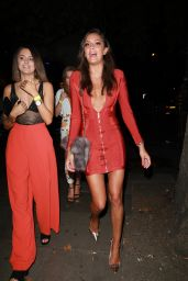 Tyla Carr – BoohooMan by Kem Cetinay Launch Party in London, UK 08/24/2017