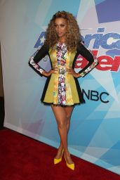Tyra Banks – America's Got Talent Season 12 Post Show in Hollywood 08/15/2017