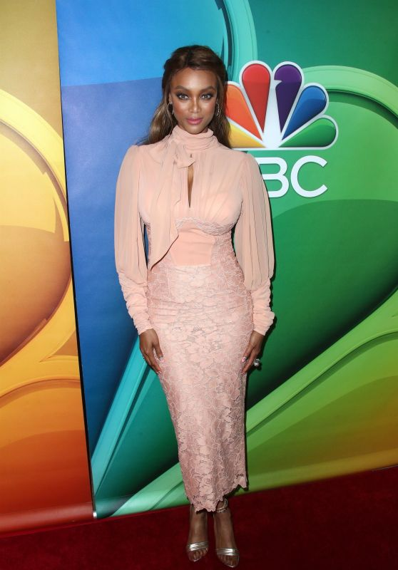 Tyra Banks – NBC Summer TCA Press Tour in Beverly Hills 08/03/2017