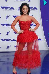 Vanessa Hudgens – MTV Video Music Awards in Los Angeles 08/27/2017