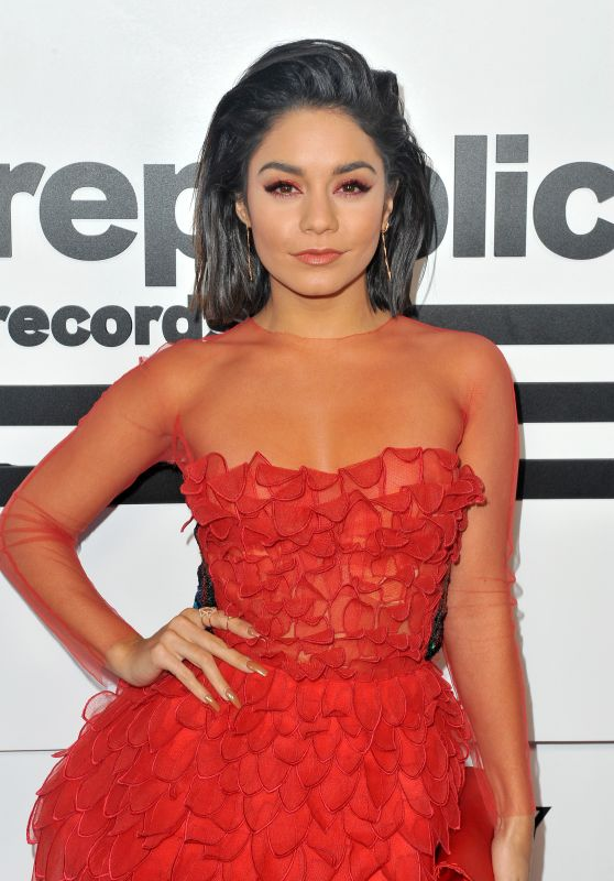 Vanessa Hudgens – Republic Records' VMA Party in Los Angeles 08/27/2017
