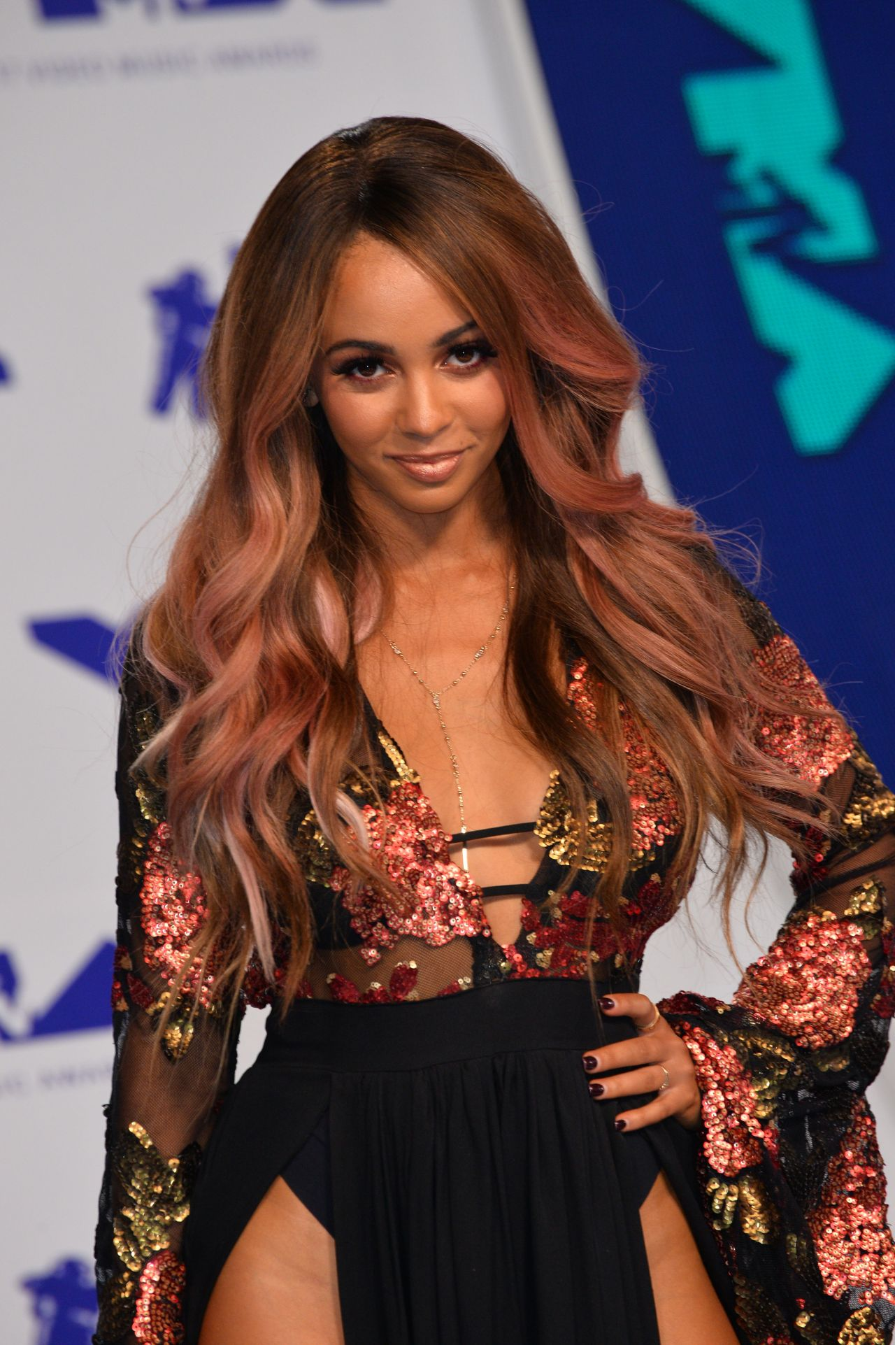 Can look nude pictures of vanessa morgan excellent