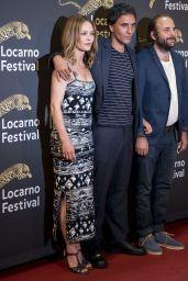 """Vanessa Paradis -""""Chien"""" Premiere at the Locarno Film Festival 08/07/2017"""