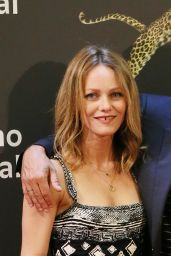 "Vanessa Paradis -""Chien"" Premiere at the Locarno Film Festival 08/07/2017"