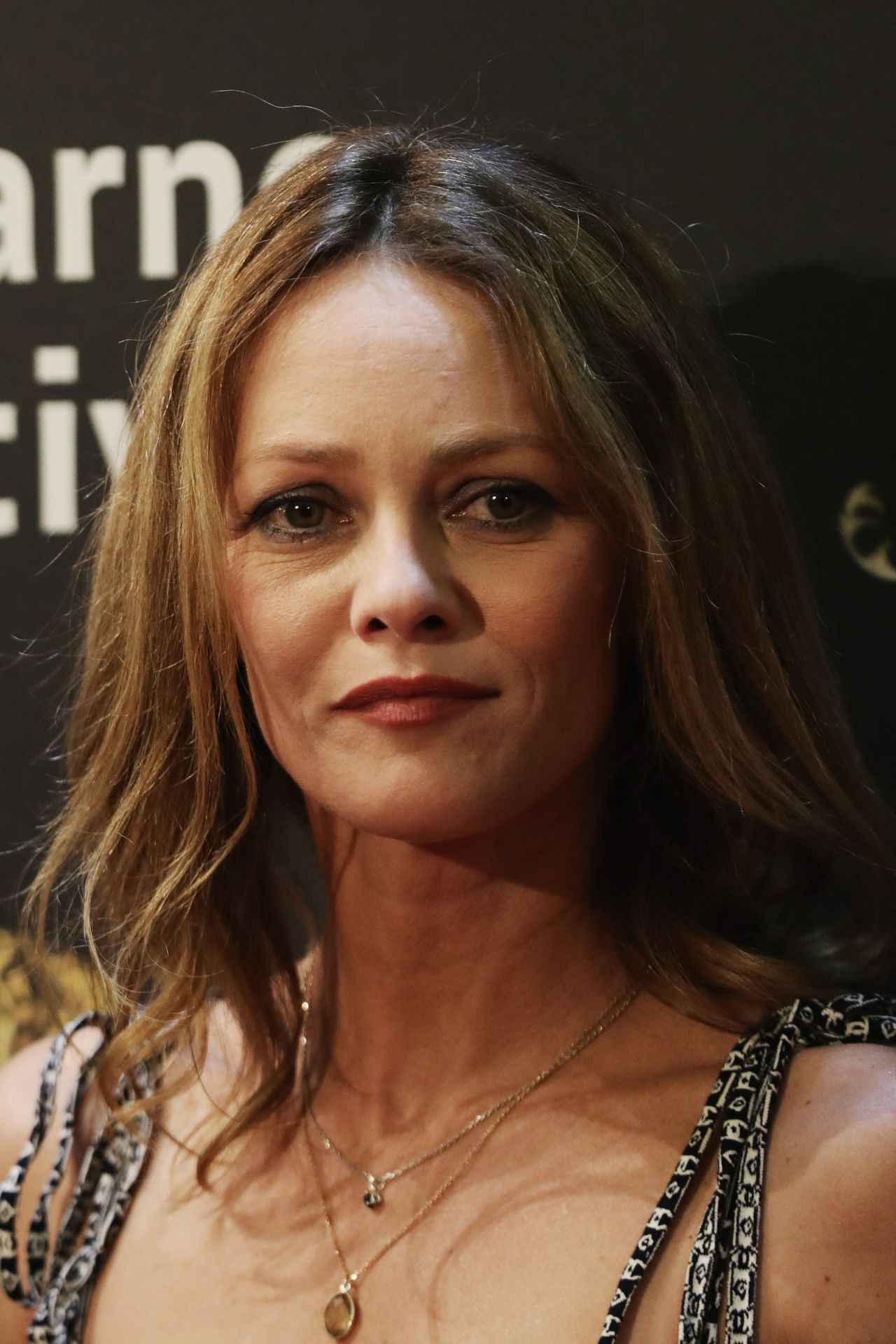 Vanessa Paradis Quot Chien Quot Premiere At The Locarno Film