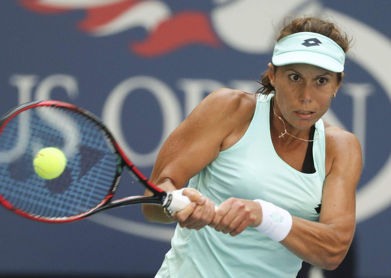 Varvara Lepchenko – 2017 US Open Tennis Championships in ... Varvara Lepchenko Tennis
