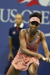 Venus Williams – 2017 US Open Tennis Championships 08/30/2017