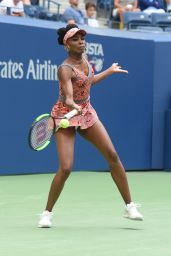 Venus Williams – 2017 US Open Tennis Championships in NY 08/28/2017