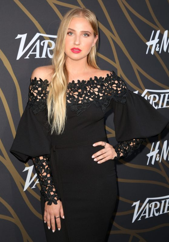 Veronica Dunne – Variety Power of Young Hollywood in LA 08/08/2017