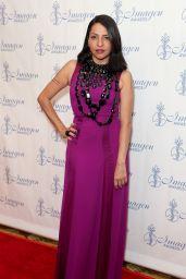 Veronica Falcon – Imagen Awards in Los Angeles 08/18/2017
