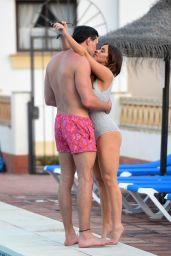 Vicky Pattison in Swimsuit in Marbella 08/25/2017
