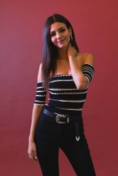 Victoria Justice - Hollywoodlife Photoshoot, August 2017