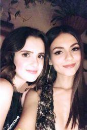 Victoria Justice - Social Media Pics 08/23/2017