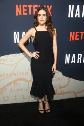 "Victoria Perez - ""Narcos"" Season 3 Special Screening in New York 08/21/2017"
