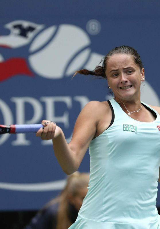 Viktoria Kuzmova – 2017 US Open Tennis Championships in NY 08/28/2017