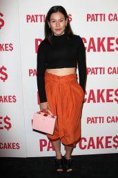 """Yael Stone - """"Patti Cake$"""" Movie Premiere in NYC 08/14/2017"""