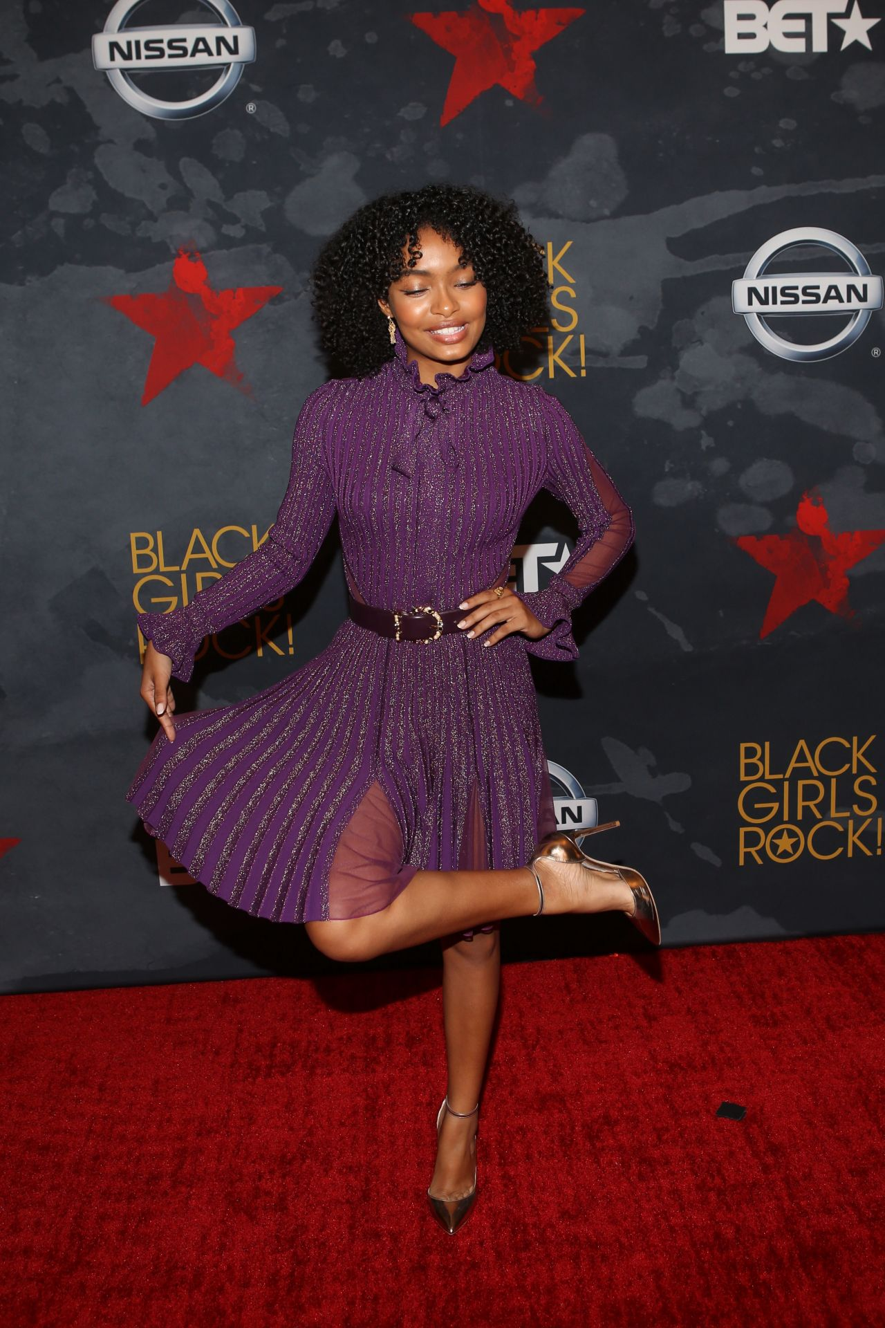 Yara Shahidi - Bet Black Girls Rock In Newark 08052017-5349