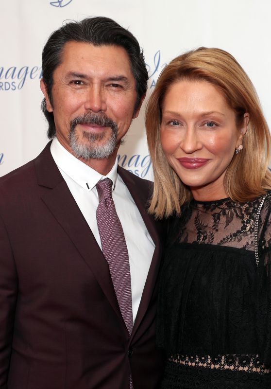 Yvonne Boismier Phillips – Imagen Awards in Los Angeles 08/18/2017