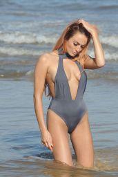 Zaralena Jackson in Swimsuit - Photoshoot in Spain 08/21/2017