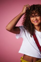 Zendaya - Beautycon Festival Los Angeles Portrait 08/12/2017