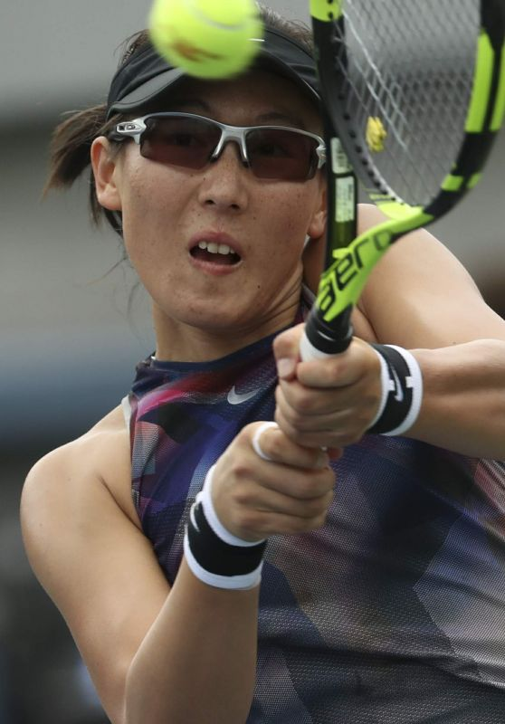 Zheng Saisai – 2017 US Open Tennis Championships in NY 08/28/2017