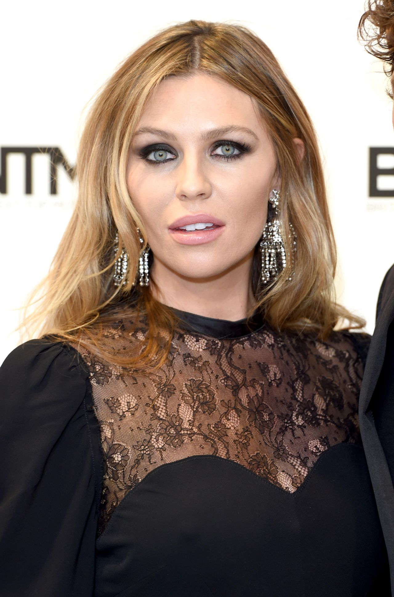 Abbey Clancy - Britains Next Top Model Launch Photocall