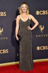 Abby Elliott – Emmy Awards in Los Angeles 09/17/2017