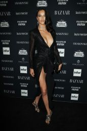 Adriana Lima – Harper's Bazaar ICONS Party at NYFW 09/08/2017