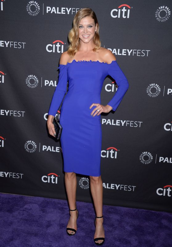 "Adrianne Palicki - ""The Orville"" Presentation, PaleyFest in Los Angeles 09/13/2017"