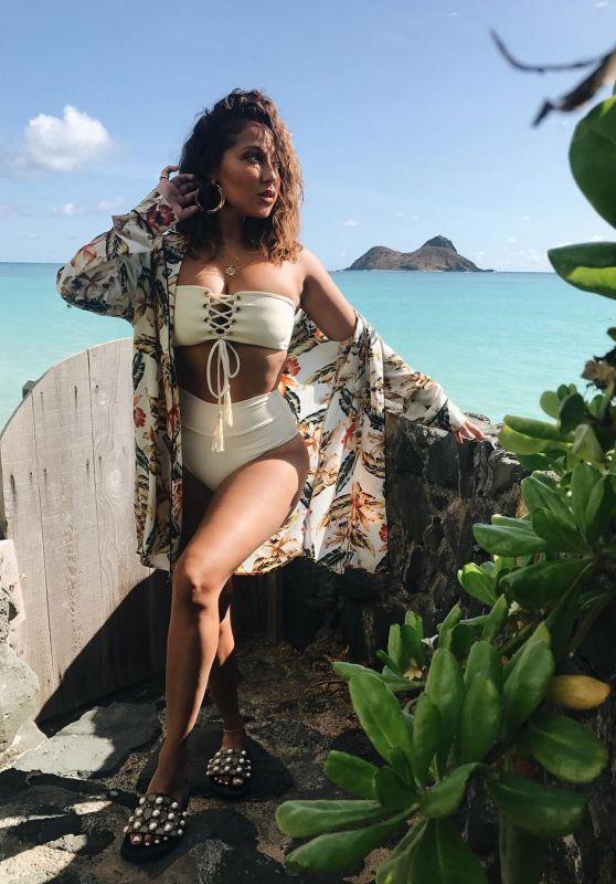 Adrienne Bailon - Social Media Pics 09/06/2017
