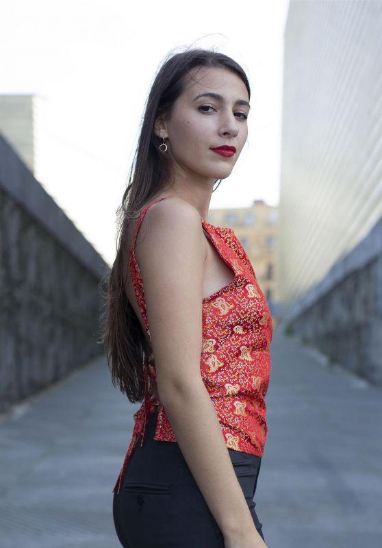 Aia Kruse Photoshoot - 65th San Sebastian International Film Festival 09/24/2017