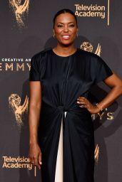 Aisha Tyler - Creative Arts Emmy Awards in Los Angeles 09/09/2017