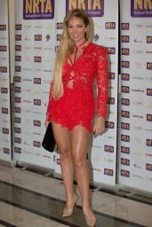 Aisleyne Horgan-Wallace – National Reality Awards in London 09/18/2017