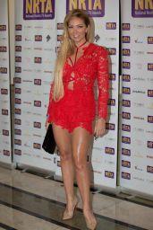 Aisleyne Horgan-Wallace – National Reality Awards in London 09/18/2017