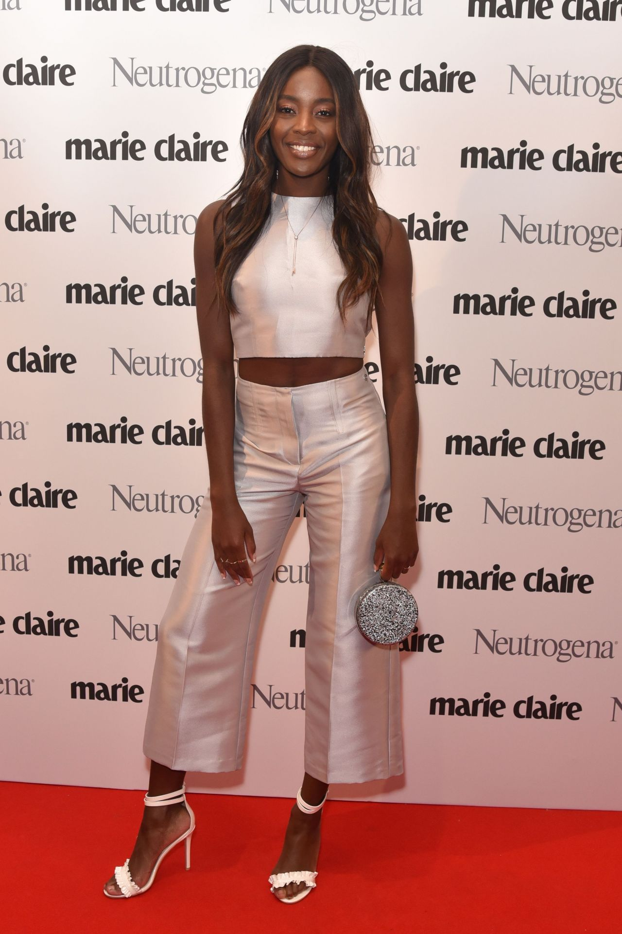Aj Odudu – Marie Claire Future Shapers Awards 2017 in London
