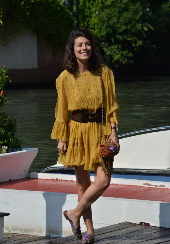 Alessandra Mastronardi – 74th Venice International Film Festival, Italy 09/01/2017