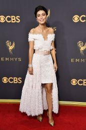 Alessandra Mastronardi – Emmy Awards in Los Angeles 09/17/2017