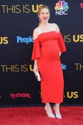 "Alexandra Breckenridge - ""This Is Us"" TV Sereies Premiere in Los Angeles"