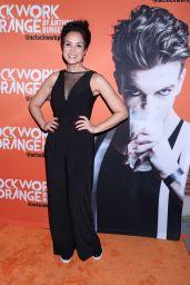 "Alexandra Silber - ""A Clockwork Orange"" Opening Night in New York 09/25/2017"