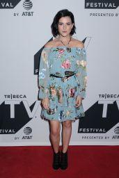 """Alexandra Socha - """"Red Oaks"""" TV Show Screening, Tribeca TV Festival in NY 09/24/2017"""