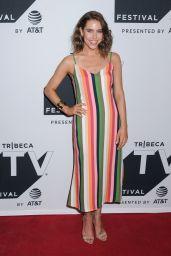 "Alexandra Turshen – ""Red Oaks"" TV Show Screening, Tribeca TV Festival in NY 09/24/2017"