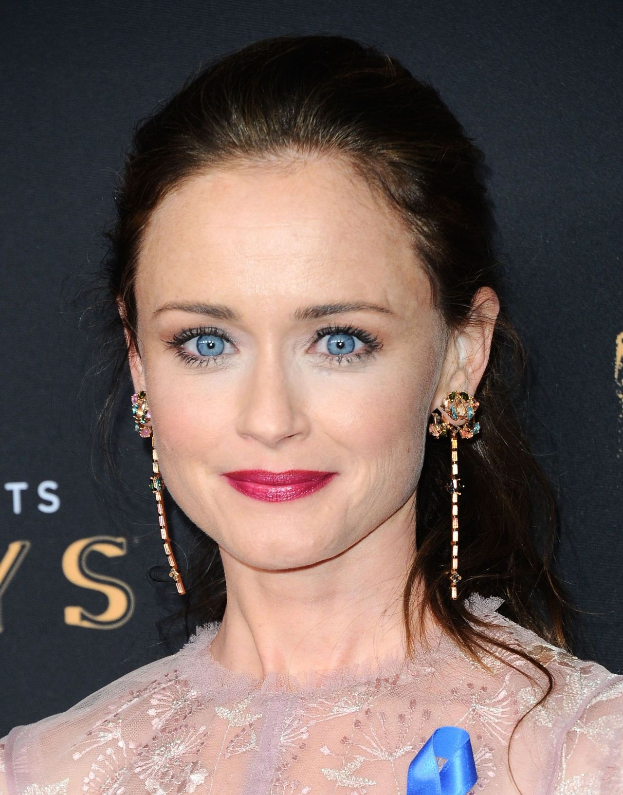 Alexis Bledel – Creative Arts Emmy Awards in Los Angeles ...