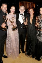 Alexis Bledel – Creative Arts Emmy Awards in Los Angeles 09/10/2017