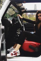 Alexis Jayde Burnett - Social Media Pics 09/28/2017