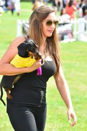 Ali Drew – PupAid Event in London 09/02/2017