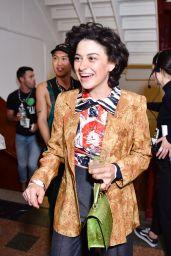 Alia Shawkat - Front Row at Opening Ceremony RTW Spring 2018 - NYFW 09/10/2017
