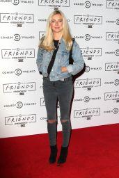 Alice Barlow – FriendsFest Closing Party in London, UK 09/14/2017