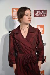 "Alice Englert – ""Top Of The Lake China Girl"" Premiere in NYC 09/07/2017"