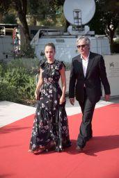 """Alice Isaaz - """"Especes Menacees"""" Premiere, 74th Venice Film Festival 08/31/2017"""